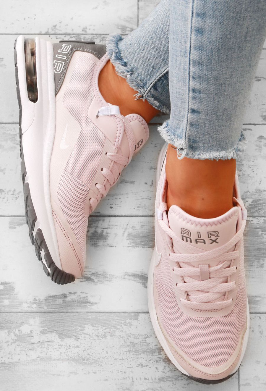 nike air max trainers pink
