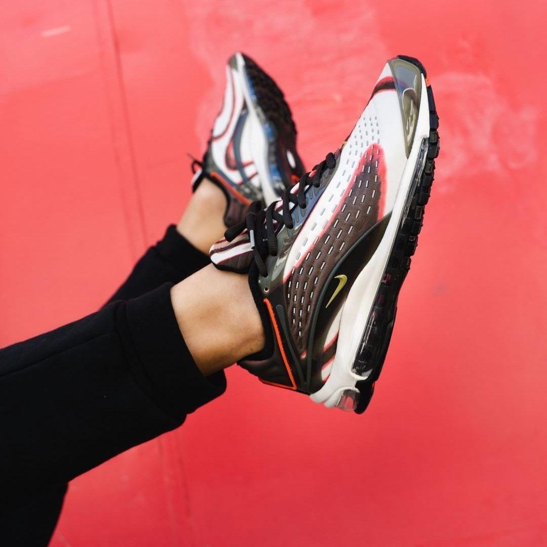 Nike Air Max Deluxe Sequoia AJ7831 300 Release Info
