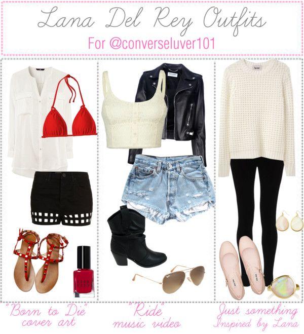 df0de2dcfd04 Lana Del Rey Outfits