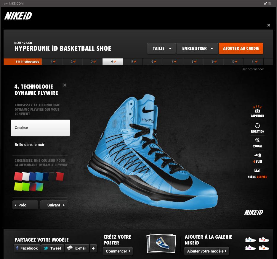 Nike ID - #webdesign #website #ux #nike