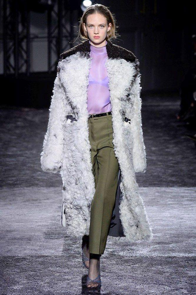 Nina Ricci Fall 2016 Ready-to-Wear Fashion Show