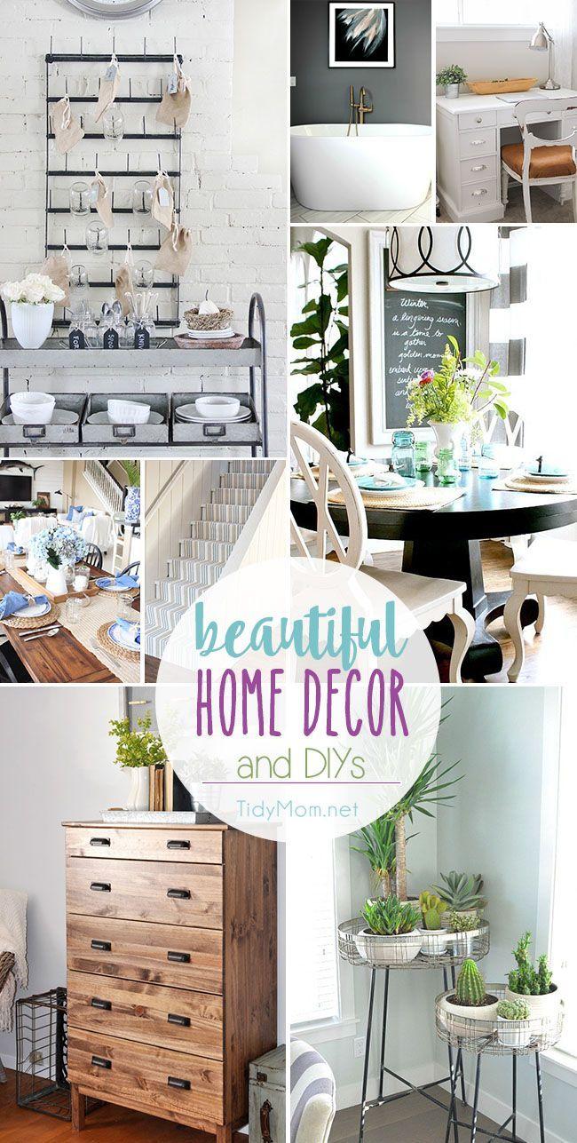 Beautiful Home Decor : Make Your Dreams a Reality | Home ...