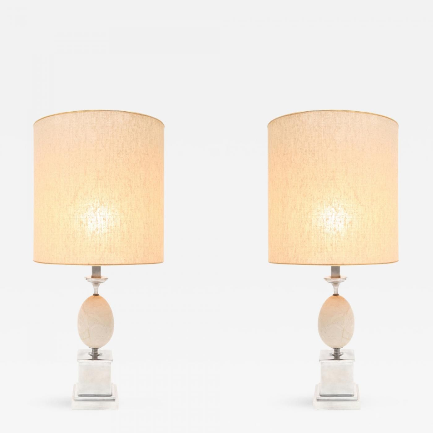Philippe  Barbier - Pair of Table Lamp Maison Barbier offered by Goldwood Interiors  on InCollect