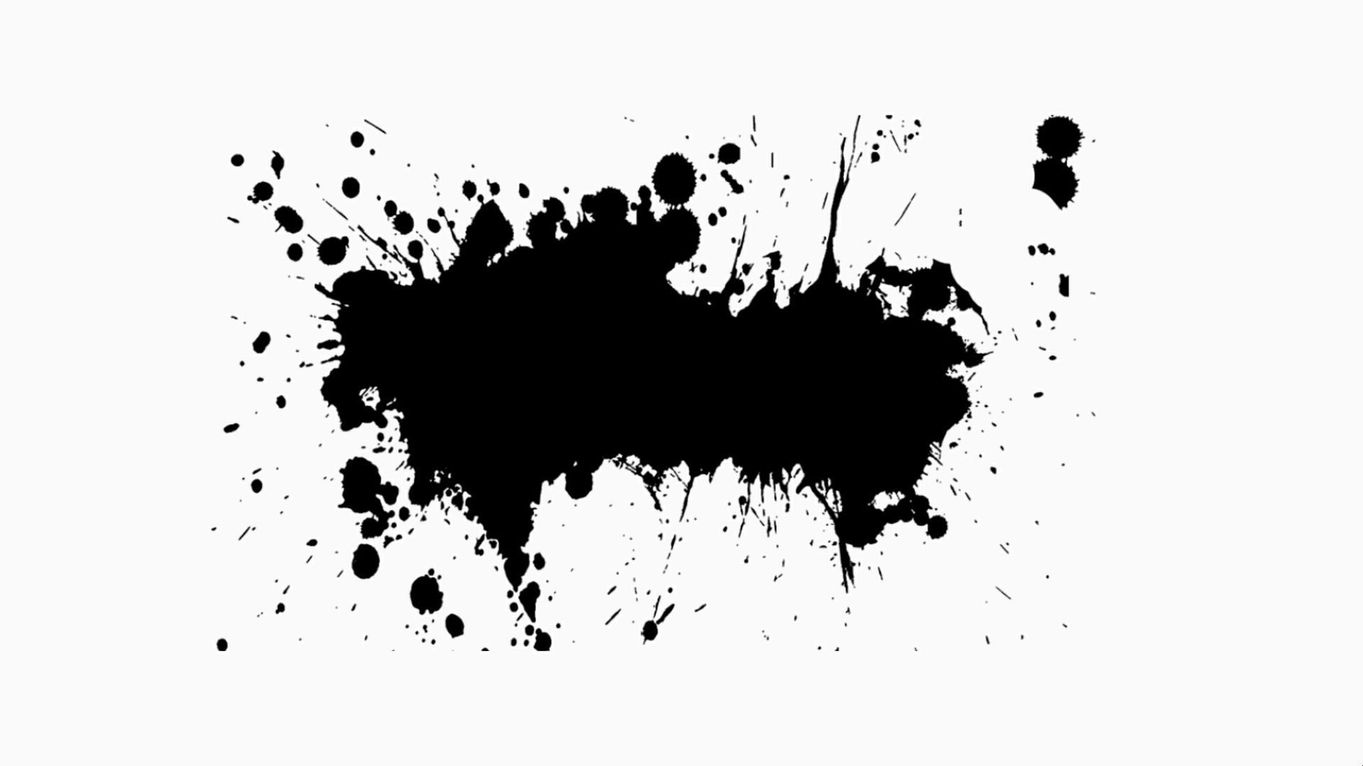 Templates For Covers Textures Black Ink Splatter Ink Splatter Watercolor Splash Png Black Background Painting