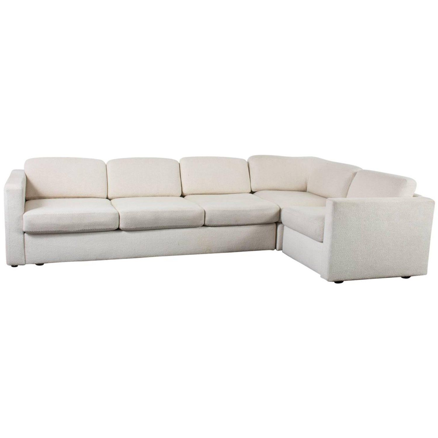Cool Milo Baughman Sectional Sofa For Thayer Coggin My 1Stdibs Bralicious Painted Fabric Chair Ideas Braliciousco