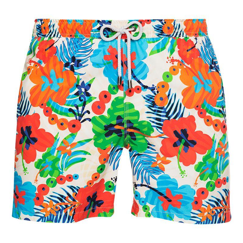 Superdry Tie/_Dye Volley Swim Short Pantalones Cortos para Hombre
