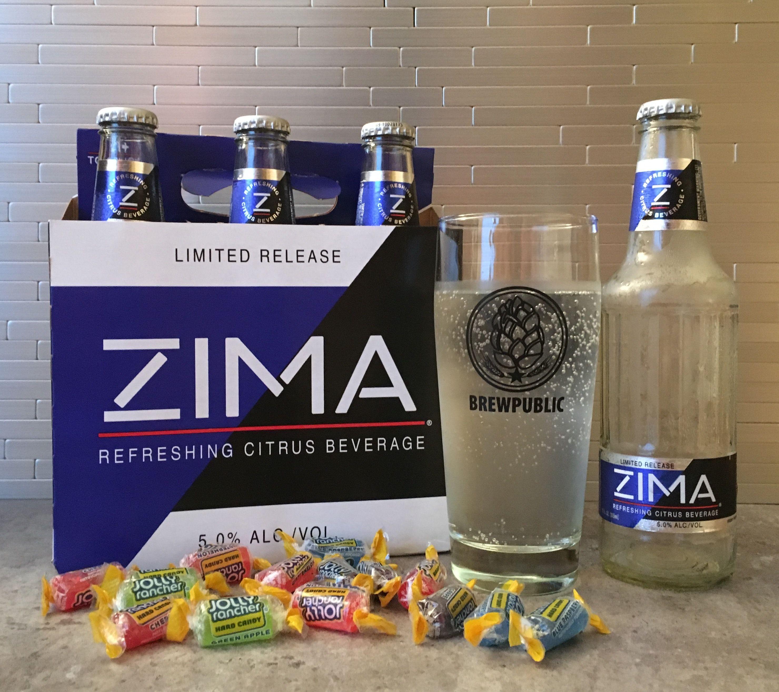 Zima Makes Its Limited Return For The Summer Of 2017 Zima Beer Zima Drink Beer Nerd