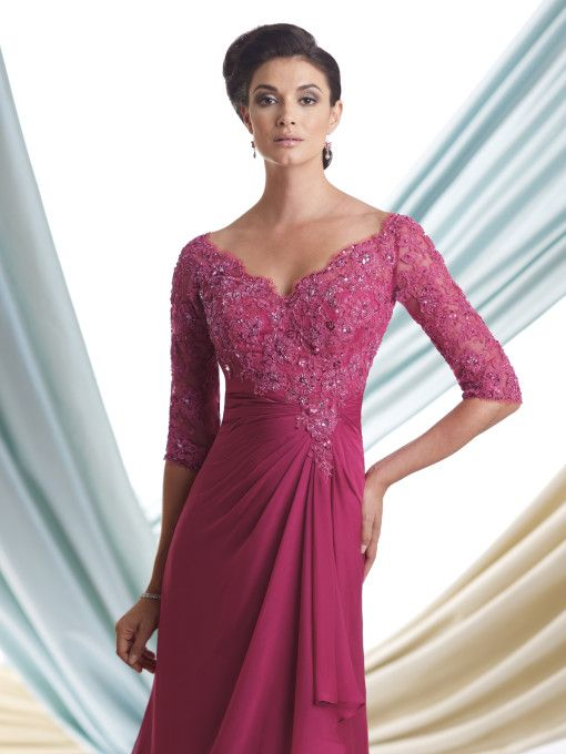Sophisticated Mother of the Bride Dresses 2018 by Mon Cheri ...
