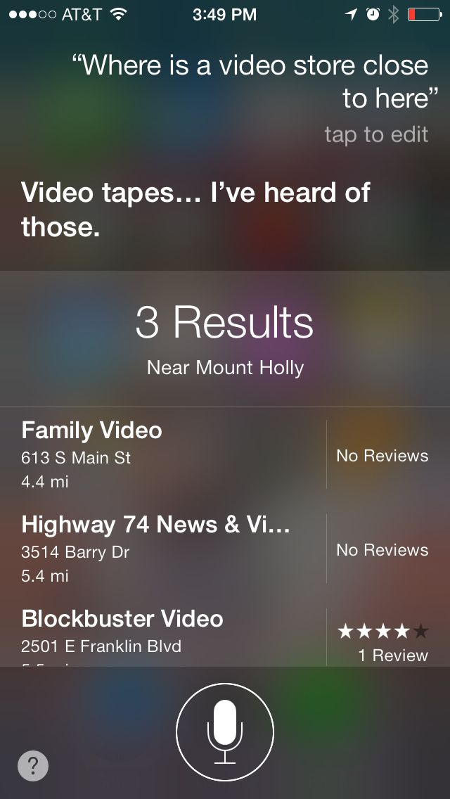 Siri, you are outta control sometimes