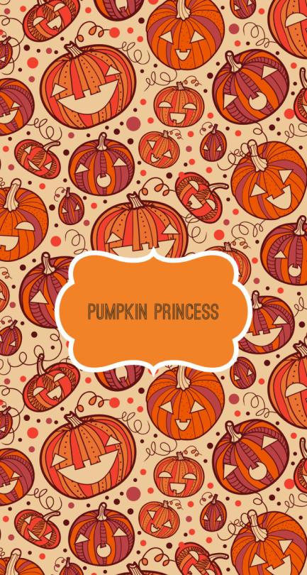 Things Littles Say Pumpkin wallpaper, Halloween