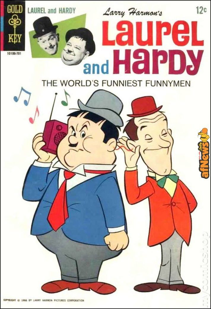 Laurel and Hardy Cartoons on Records - http://www.afnews.info/wordpress/2017/09/26/laurel-and-hardy-cartoons-on-records/