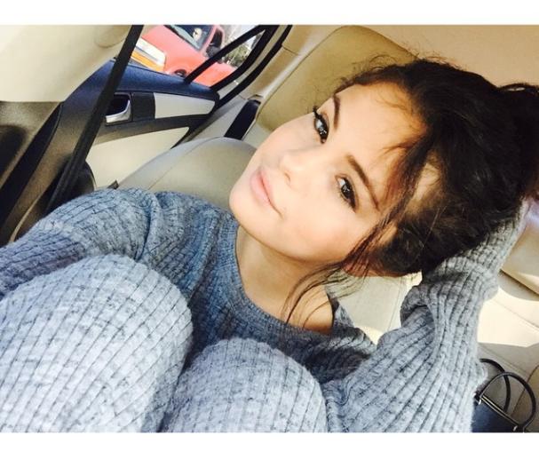 Selena Gomez Instagram -Cosmopolitan.com