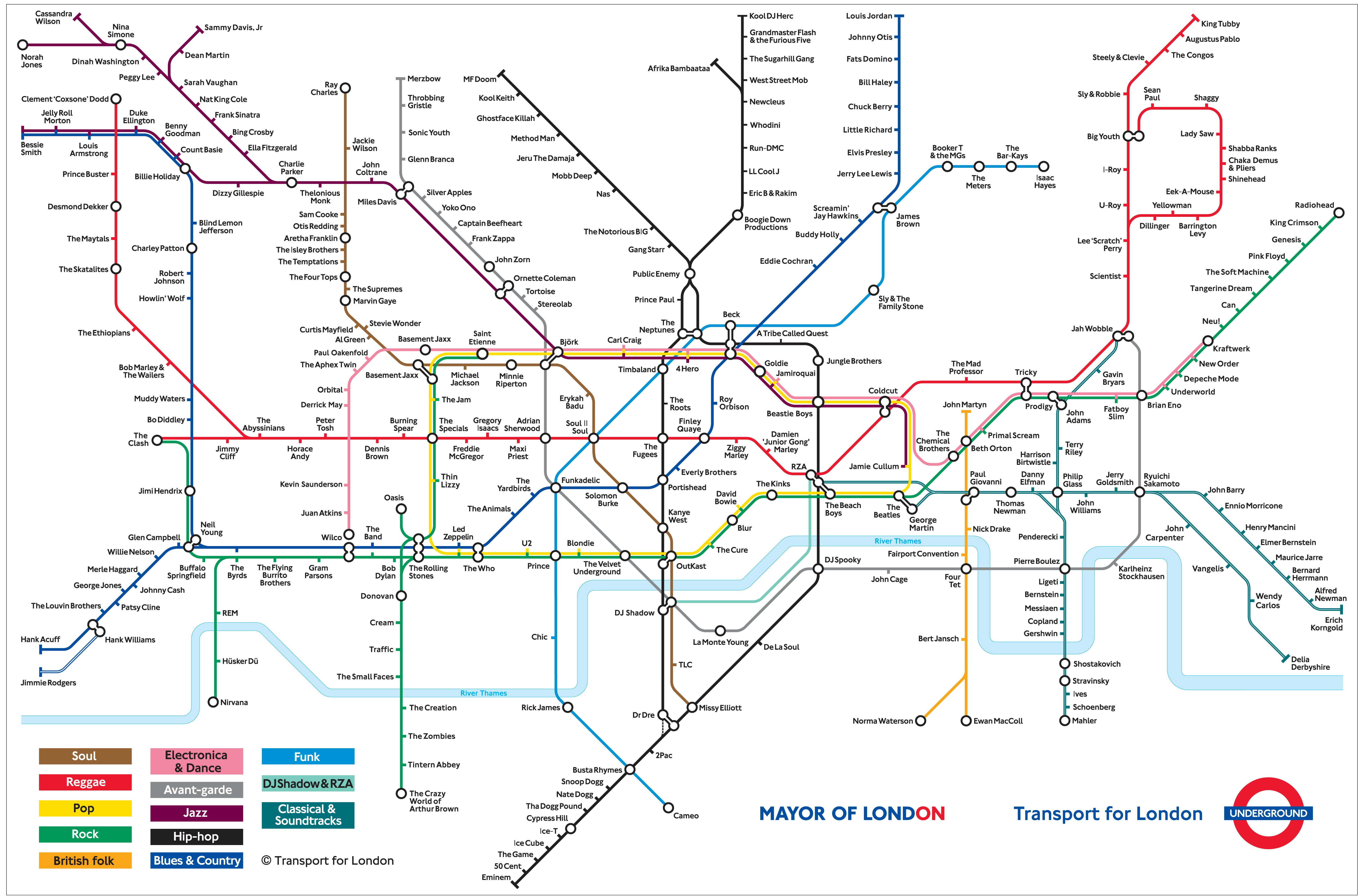 Subway Map Wall Art Wall Art Stickers Wall Decal Huge Underground Tube Map.Pin By Patricia Ninneman On Guitar London Tube Map London