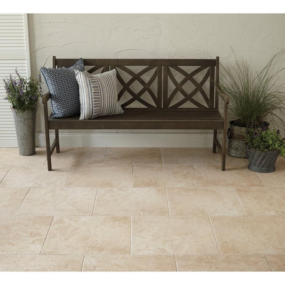 Mediterranean Antique White Porcelain Tile 20 X 100053529 Floor And Decor