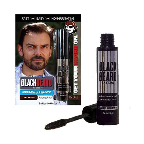 Beard dye or not to beard dye? There is nothing wrong with wanting ...