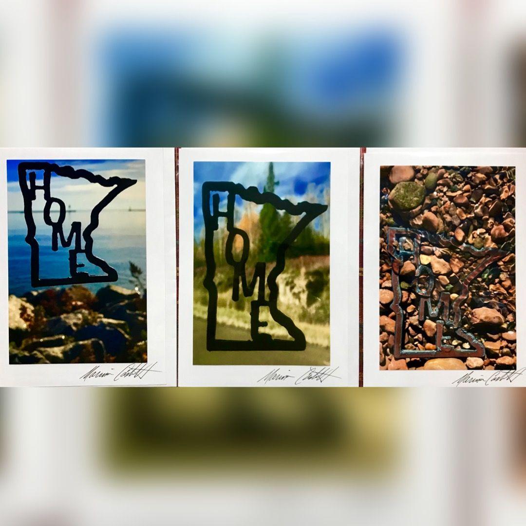 Minnesota Greeting Cards  #marinacastilloart #marinacastillophotography