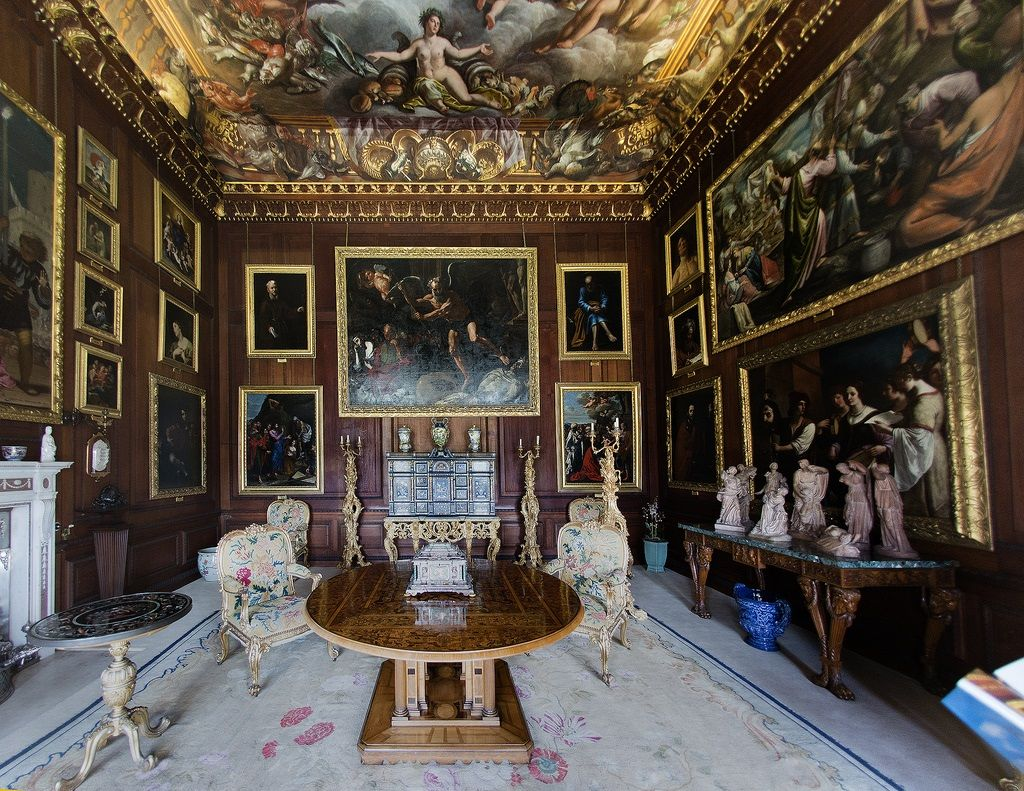 Rooms At Burghley House