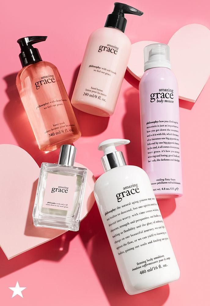 Philosophy Amazing Grace Body Firming Emulsion 16 Oz Reviews Skin Care Beauty Macy S In 2020 Philosophy Amazing Grace Body Firming Beauty Skin Care