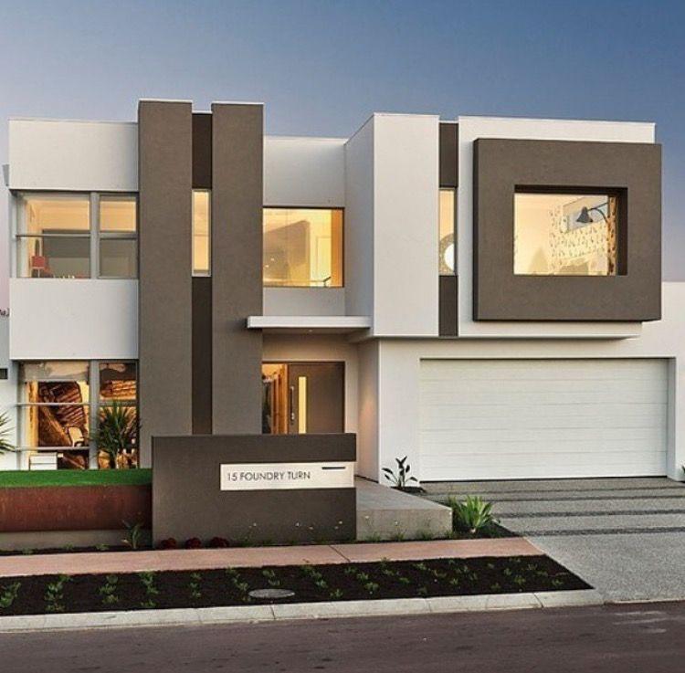 Pin de gustavo adolfo cruz en casa pinterest fachada for Acabados fachadas minimalistas