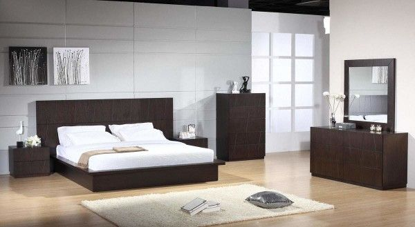 bedroom pretentious bedroom inspiration with stylish dark brown low rh pinterest com