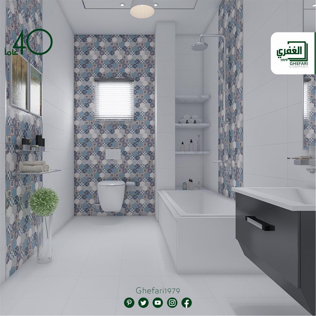 بورسلان حوائط حمامات مطبخ اسباني الصنع ديكور 21 8x22 8 للمزيد زورونا على موقع الشركة Https Www Ghefari Com Ar Joker Hall Decor Bathtub Alcove Bathtub