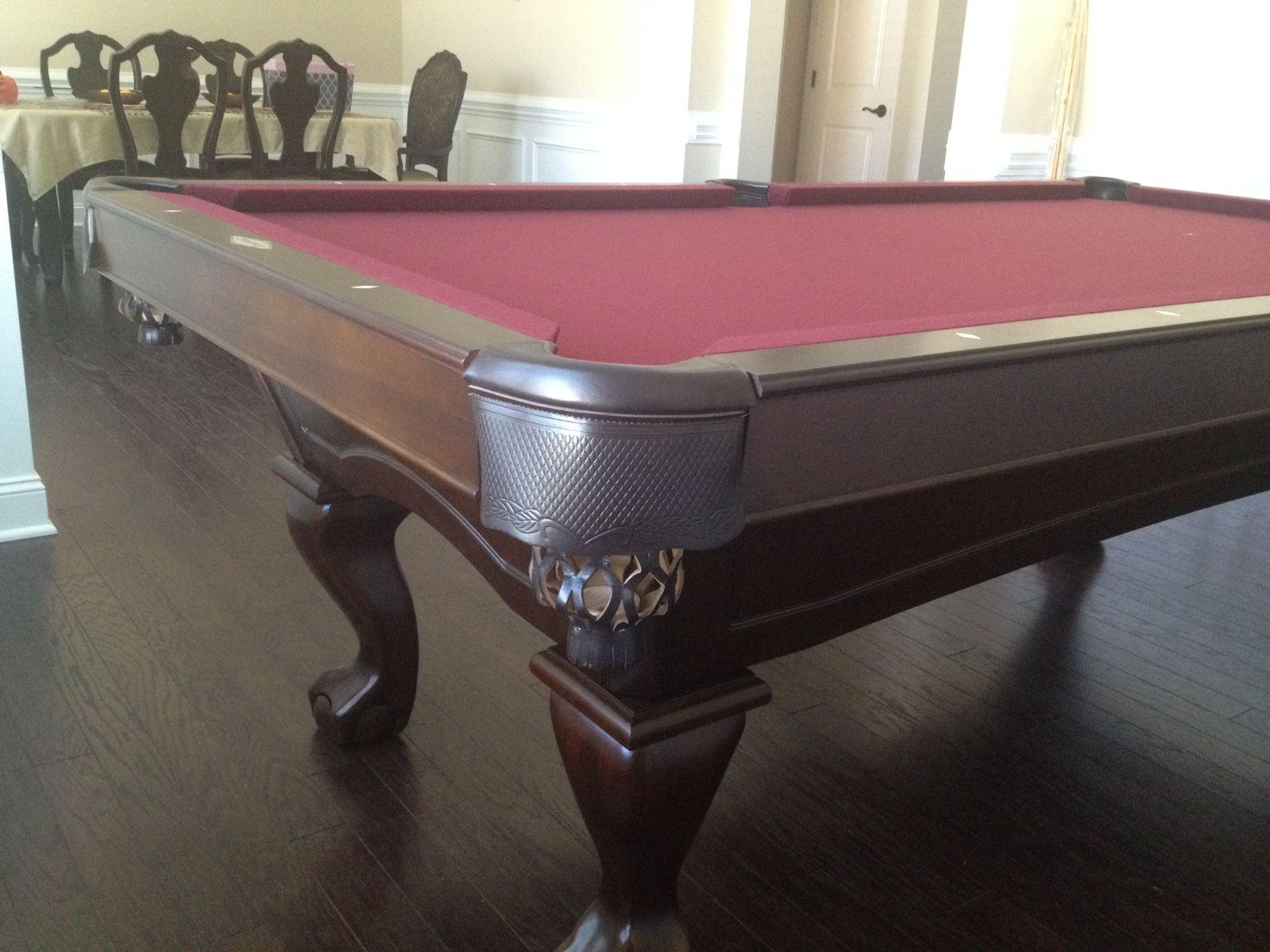 Espresso Allenton Pool Table By Brunswick Billiards Www - Brunswick allenton pool table