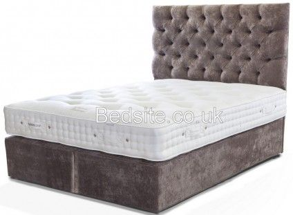 millbrook yarmouth super king size zip u0026 link divan bed from