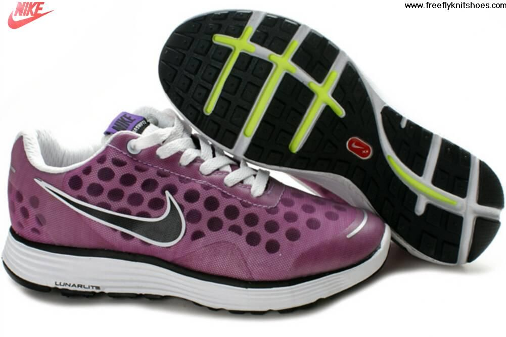 Latest Listing Discount Womens Nike LunarSwift 2 Purple Black Shoes Fashion  Shoes Store