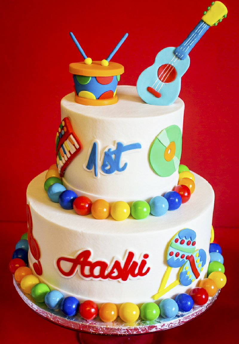 Baby Jam Music Inspired 1st Birthday Party Party Ideas Trends