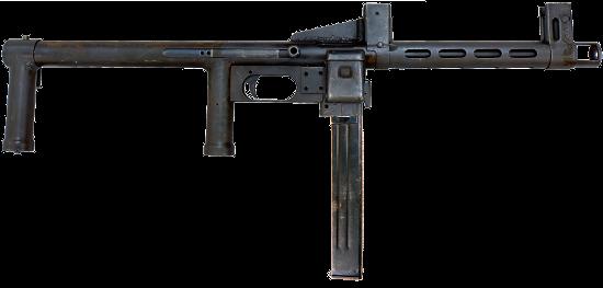 Luty Maschinenpistole
