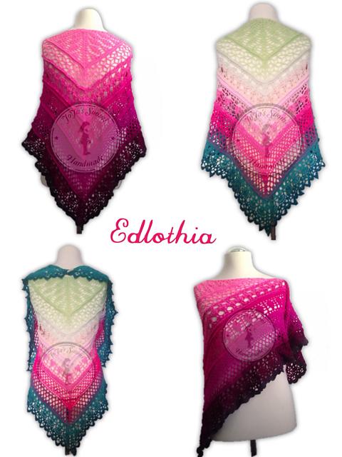 Ravelry: Edlothia pattern by Jasmin Räsänen | Projects to Try ...