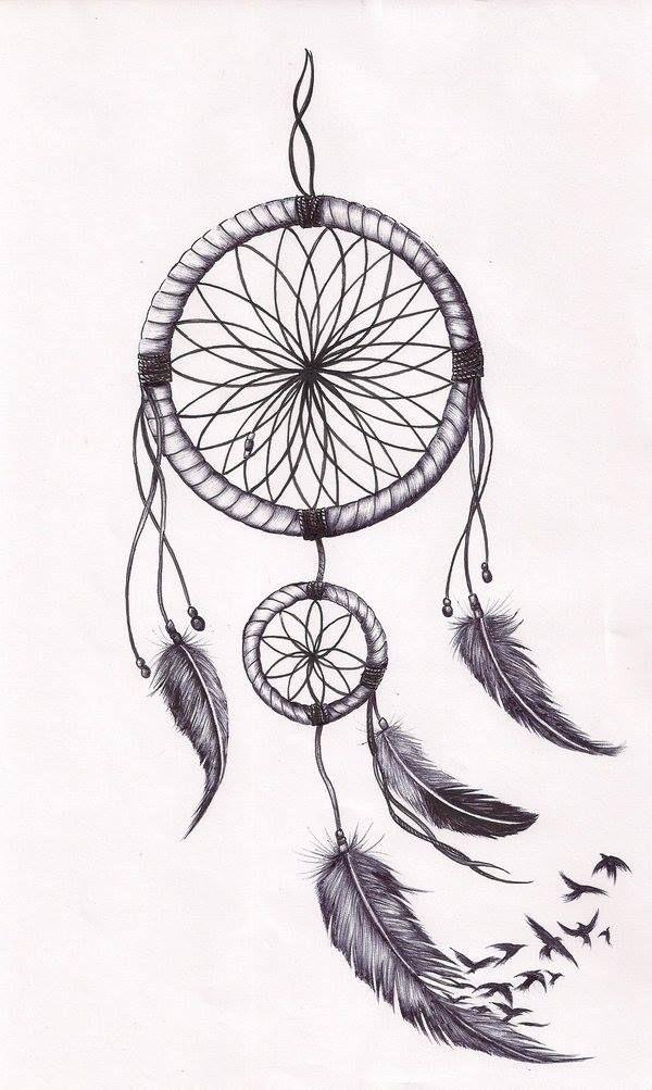 Tattoo Filtro Dos Sonhos Filtro Dos Sonhos Desenho Tatuagem