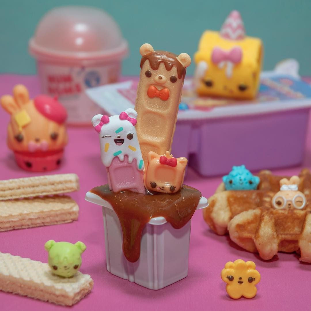Which Scented Num Noms Slimes Are In Your Collection Numnoms