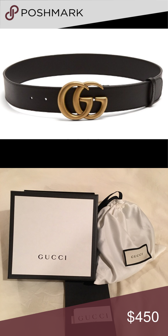 d2f02efd2 Gucci Belt New Gucci Marmont Belt BRAND NEW never been worn or used! SOLD  OUT