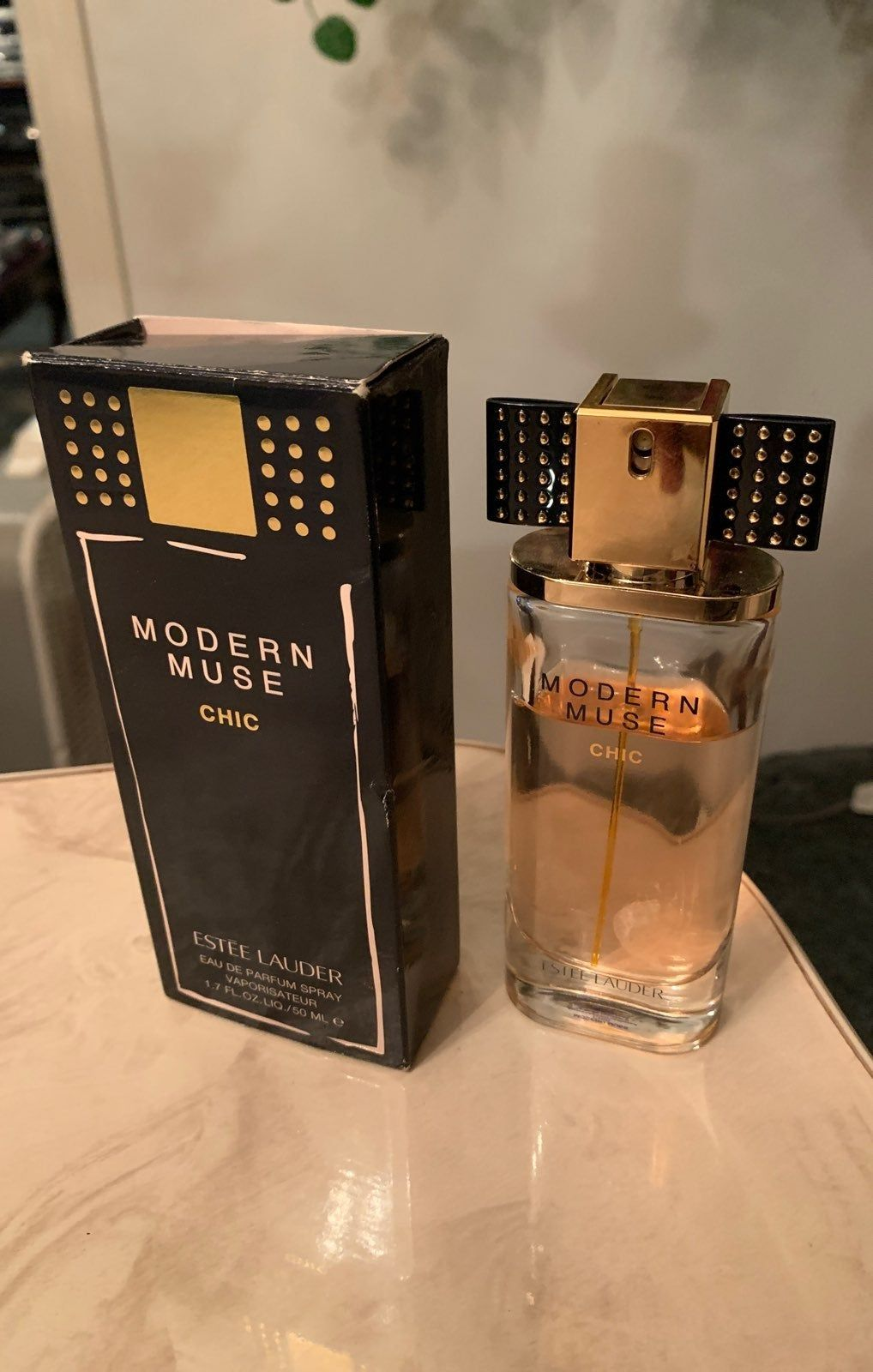 Modern Muse Chic Perfume For Women 75 Left From 1 7 Oz Chic Perfume Modern Muse Fragrances Perfume