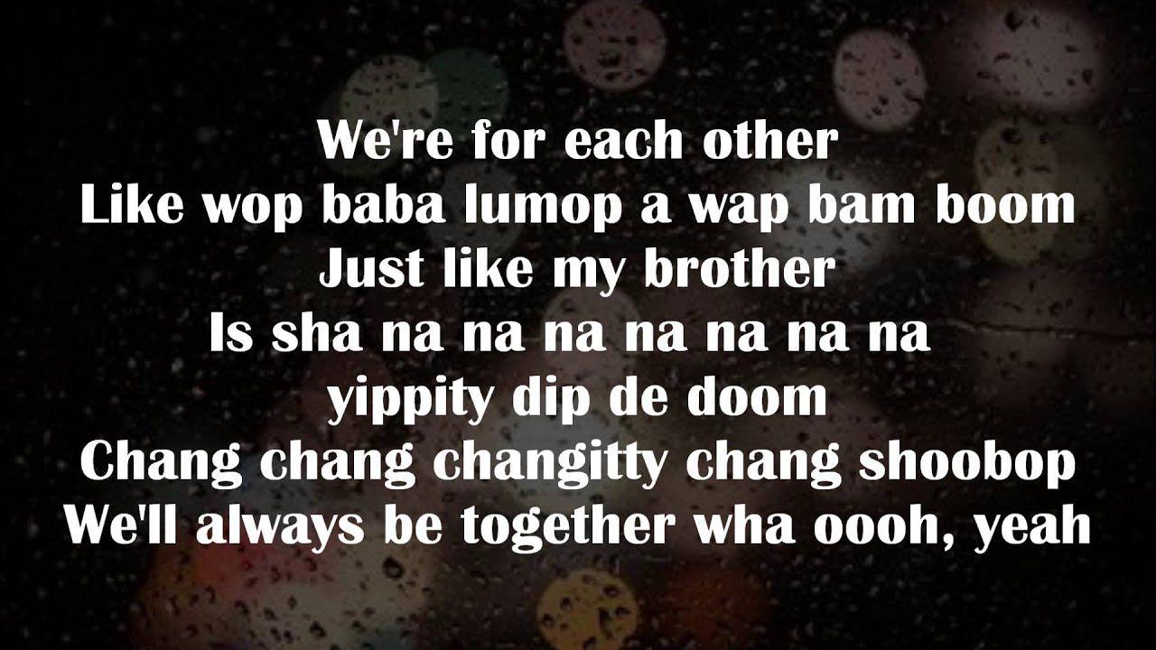 Grease We Go Together Lyrics Together Lyrics Weird Songs We Go Together [ 720 x 1280 Pixel ]