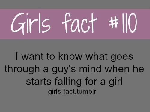 Girls And Guys Quotes: 15 Girl Facts That Speak The TRUTH!!!