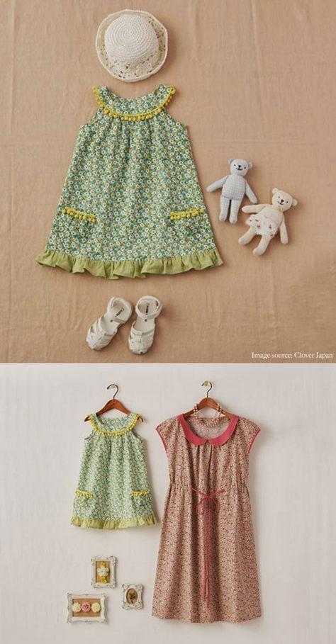 DIY Pom Pom Dress - FREE Sewing Pattern and Tutorial | Kleider ...