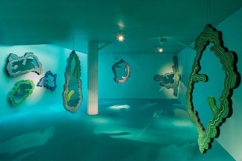 Furniture Designed To Make Room Look Like Undersea Paradise   DesignTAXI.com