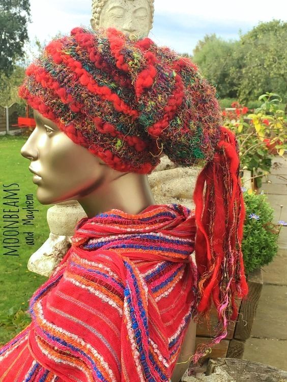 FAB NEW DREAD FALL BEANIE HAT HIPPIE FESTIVAL DREADS DREADLOCKS BOHO ...
