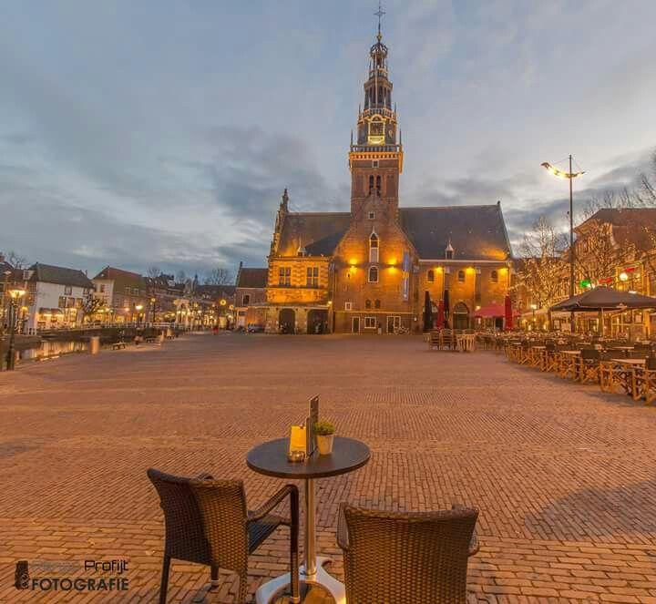 Alkmaar, Waagplein 2015