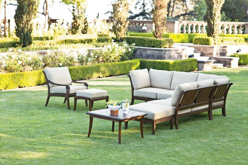 Madera Collection Deep Seating From Brown Jordan
