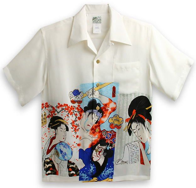 Ukiyoe design shirt | apparel n style | Pinterest