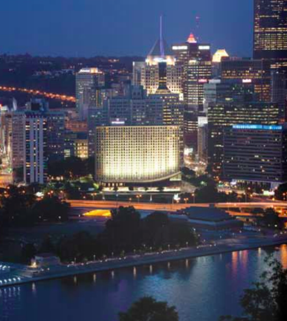 I Do With A View The Wyndham Grand Pittsburgh Downtown Is An Exceptional Place For Memories Of A Lifetime From Swee Pittsburgh Downtown Pittsburgh Downtown
