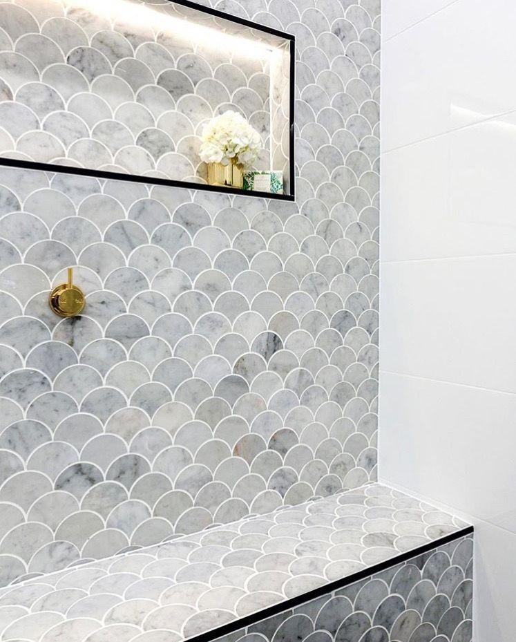 Pin By Yelena Johnson On Inspirations Trendy Bathroom Tiles