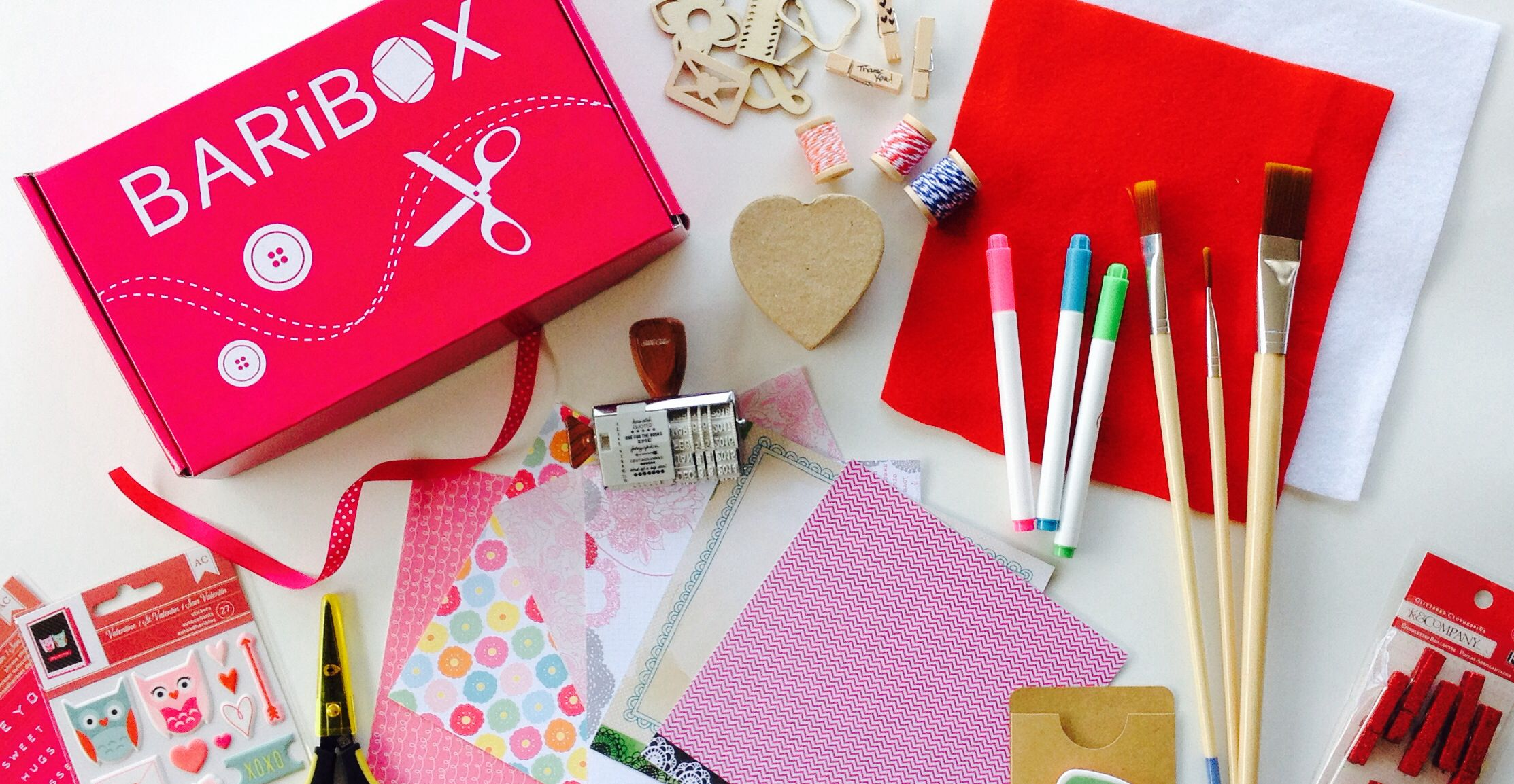 Baribox A Paper Crafting Service Www Baribox Com Lifestyle