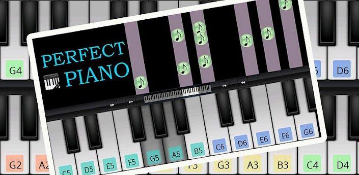 Perfect Piano Piano, App, Drum pad