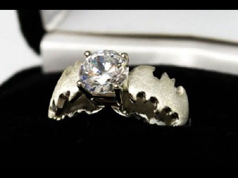 10 Most Unusual Wedding Rings Images Jewelers Blog Comic Queen