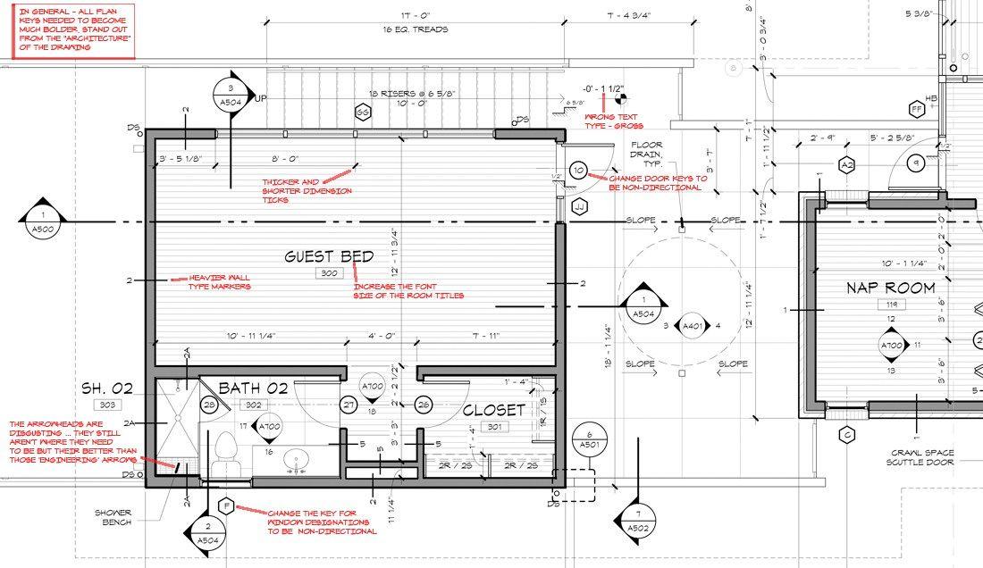 Graphic Standards Floor Plan Symbols