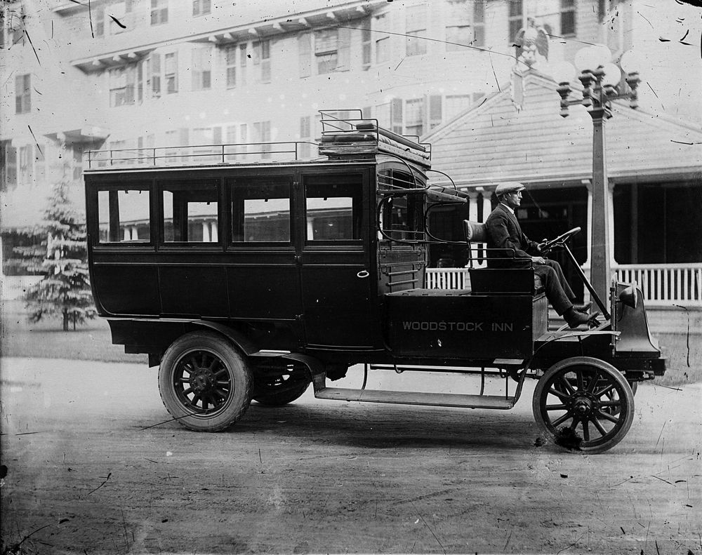 1913 G M C Bus Bus Classic Cars Best Muscle Cars